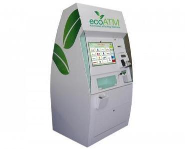 eco machine atm