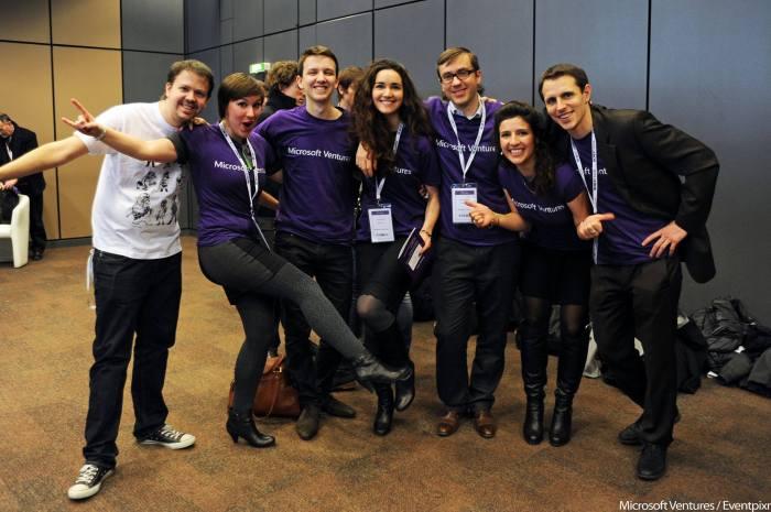 MS Ventures Team